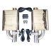 遥控汽车排气管改装声浪阀门排气跑车音尾喉声浪器炸街低沉通用鼓